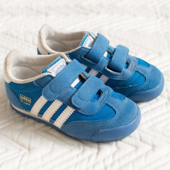 Adidas Dragon Kids' Tennis Shoe
